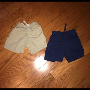 Crazy 8 toddler boy shorts size 2t